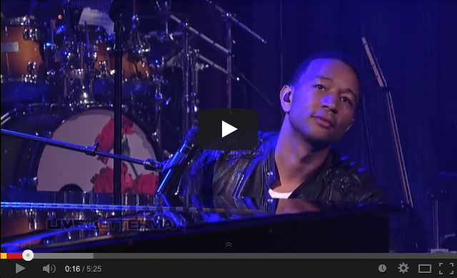 John Legend Live