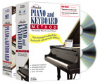 eMedia Piano and Keyboard Method Deluxe