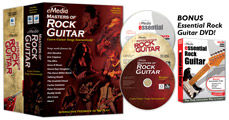 eMedia Rock Guitar Collection