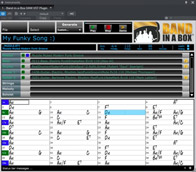 Auto accompaniment software for educators, songwriters and musicians