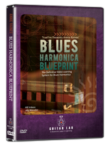 Blues Harmonica Blueprint and Rock Modal Soloing DVDs from eMedia Music