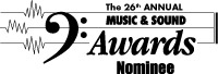2012 Award Nominee - Music and Sound Retailer