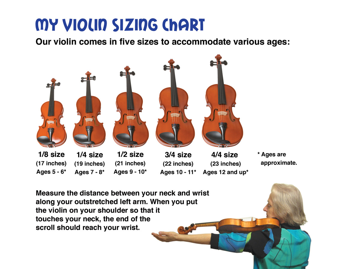 Beginner Violin Pack With Violin And Violin Lessons