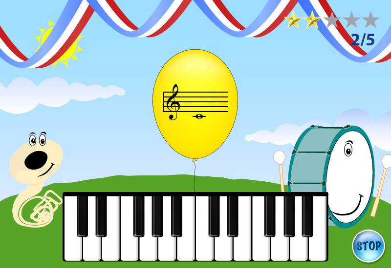 Music Games For Kids >> Award Winning Beginning Piano Lessons For Kids Makes Learning Piano