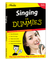 singing lessons for dummies with voice training singing tips and songs. Black Bedroom Furniture Sets. Home Design Ideas