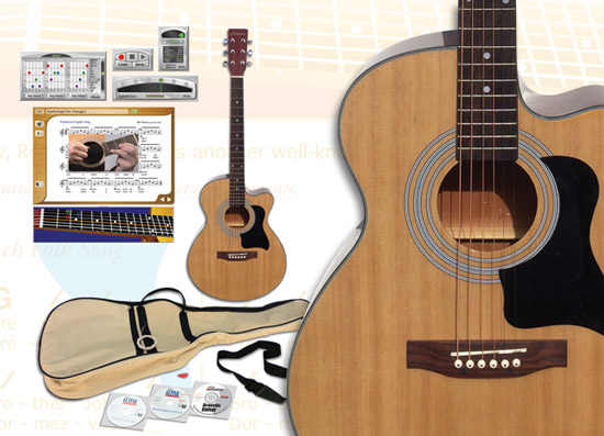 how to learn acoustic guitar pdf