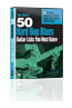 Hard Bop Blues Guitar Licks